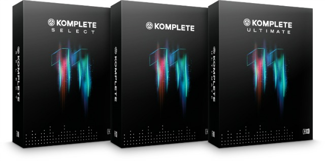 NI KOMPLETE - The Next Generation
