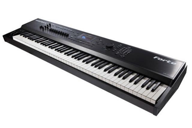 Kurzweil Forte Stage Piano Upgraded