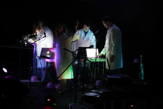 Experimental Sound Designers UK Meet