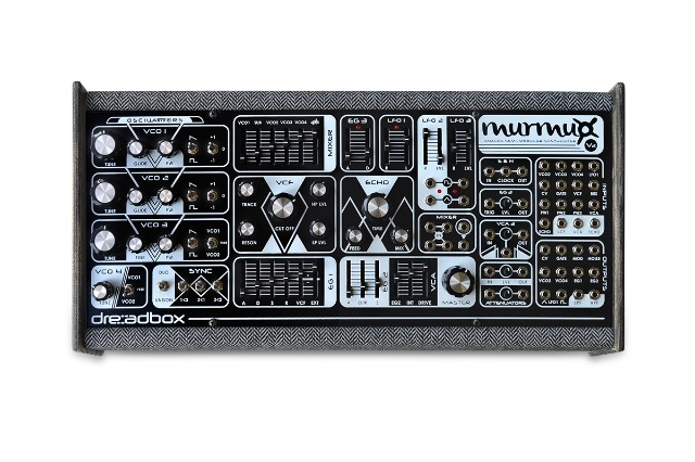Dreadbox Announces Murmux V2 Synth