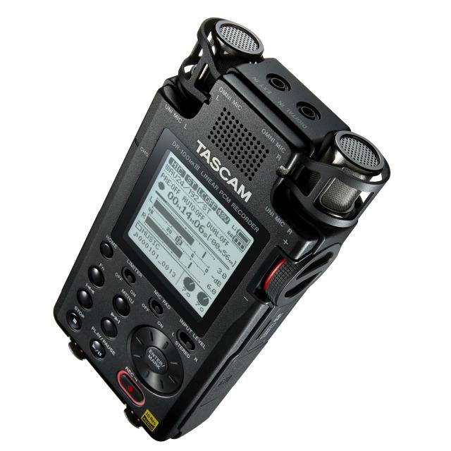 New TASCAM Flagship Handheld Stereo Recorder