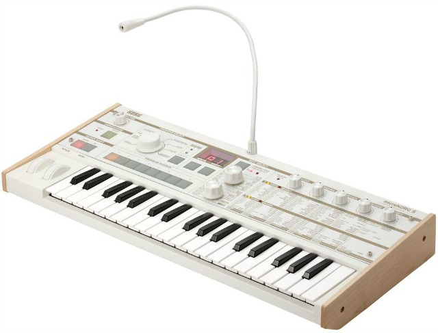 New Version Of The microKORG