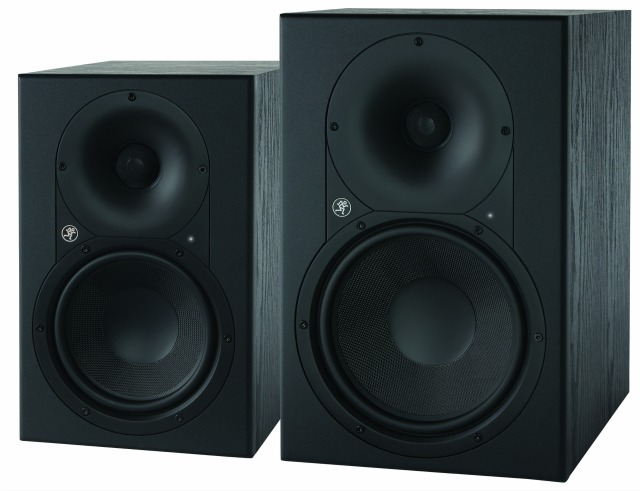 new mackie studio monitors. Black Bedroom Furniture Sets. Home Design Ideas