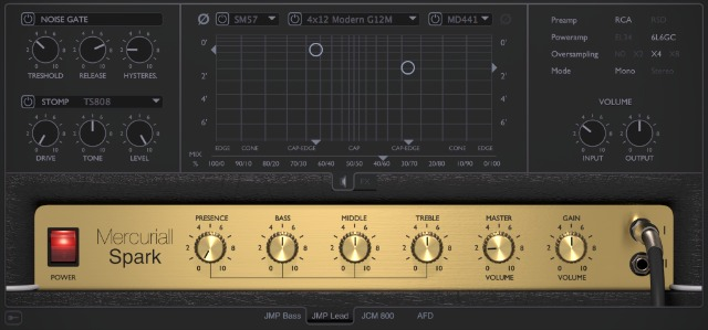 Plug-In Models 4 Marshall Amps