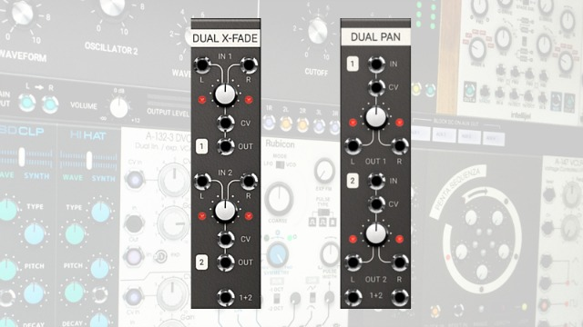 Softube Modular Synth Gets New Modules