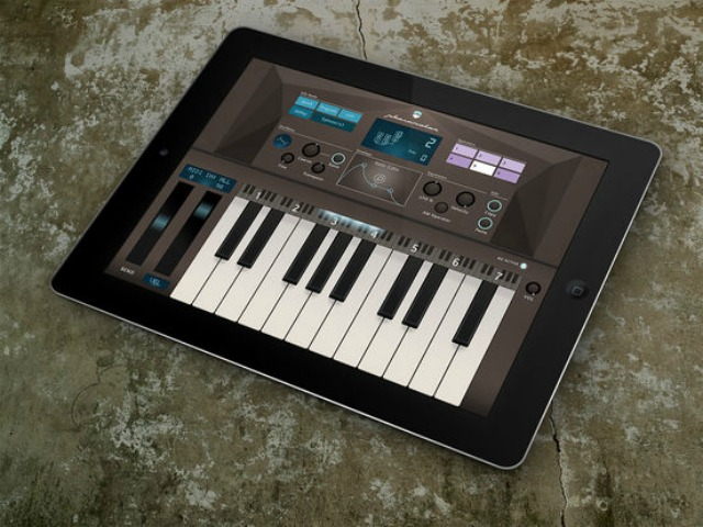 6-Operator FM Synth For Your iPad