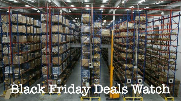 Live Blog: Black Friday 2016 Deals Watch