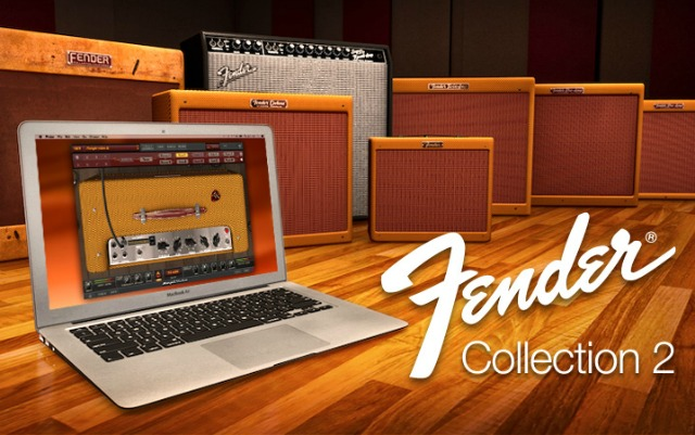 More Fender Guitar Amps Modelled