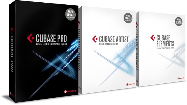 Cubase 9 Is With Us