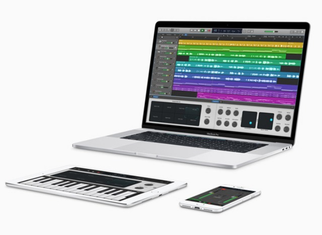 NAMM 2017: Logic And GarageBand Updated