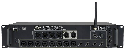 NAMM 2017: New Series Of Peavey Digital Mixers