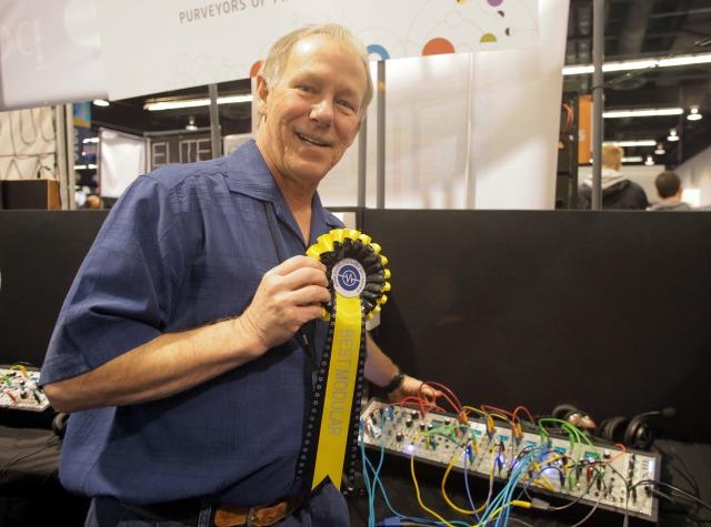 Dave Rossum - Best Modular NAMM 2017