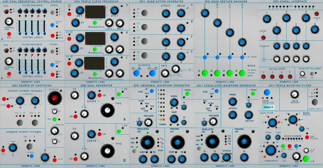Free Buchla-Style Synth For Reaktor