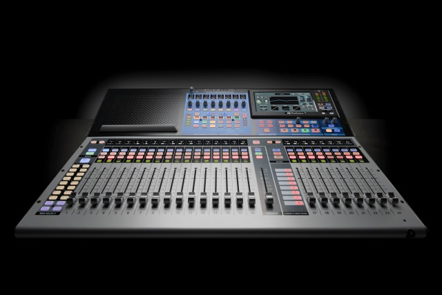 MESSE 2017: New Presonus StudioLive Digital Console/Recorder