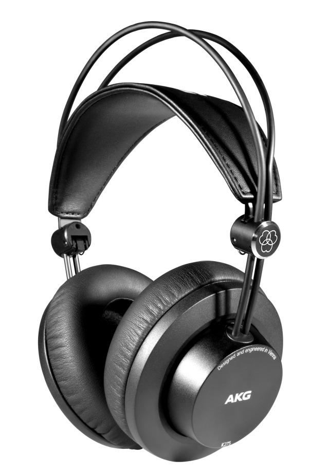 MESSE 2017: AKG Launches Foldable Studio Headphones