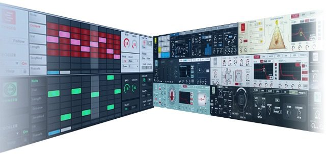 Max For Live Synth & Drum Collection Updated