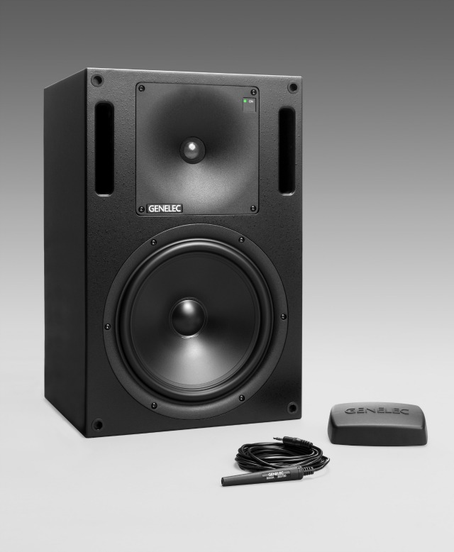 Genelec Nearfield Monitor Upgraded