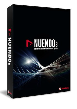 Nuendo 8 Now Available