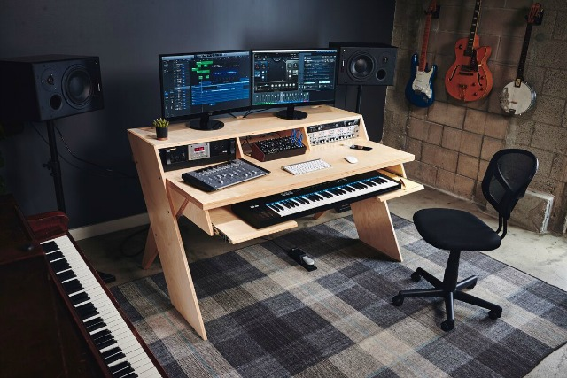 A Desk For Musicians, Designed By Musicians