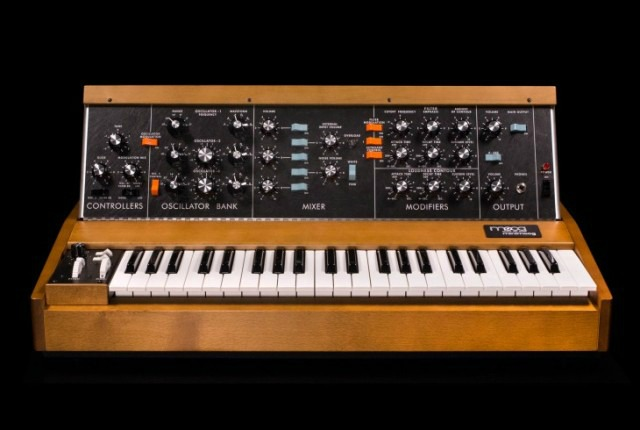 Moog Ends Minimoog Model D Production