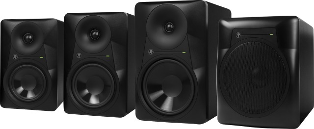 Mackie Redesigns Their Studio Monitors