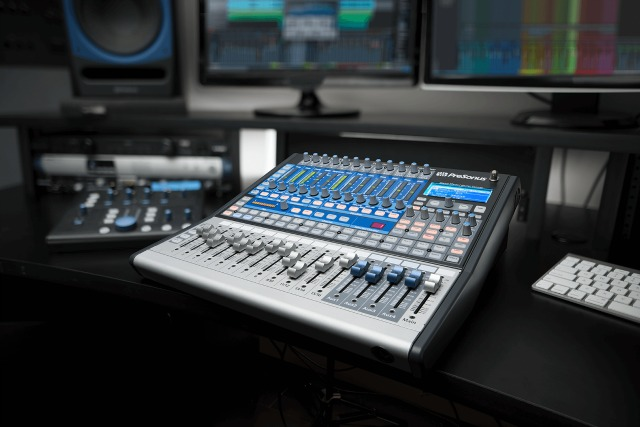 Presonus Announces Compact Mixer