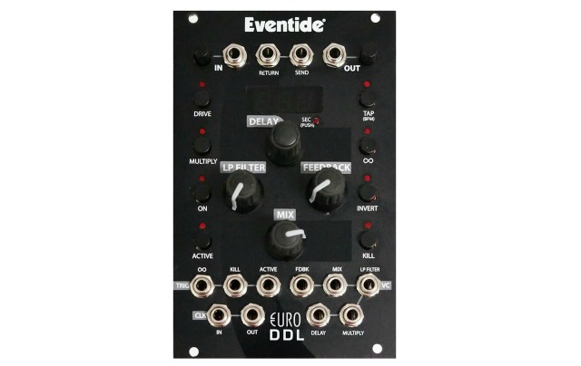 Eventide's Digital Delay With An Analog Soul