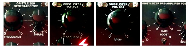 Eurorack Modules Based On The Gristleizer