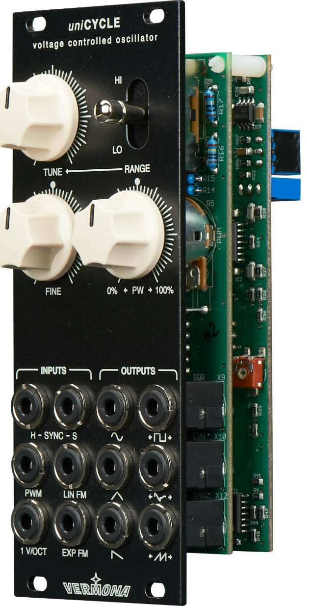 VERMONA Adds More Eurorack Modules
