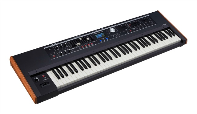 New Roland Live Performance Keyboards