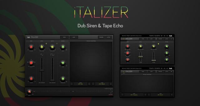 Dub Siren Performance Synth For iOS