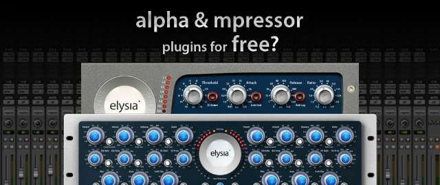 Elysia Plug-Ins Offer