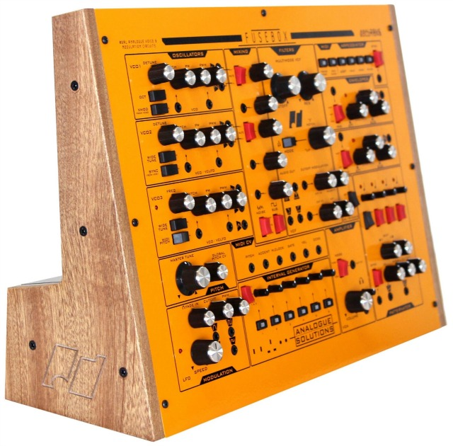 Fusebox Analogue Monosynth Pre-Ordering