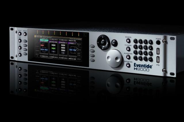 Eventide Reveals H9000 Flagship Processor