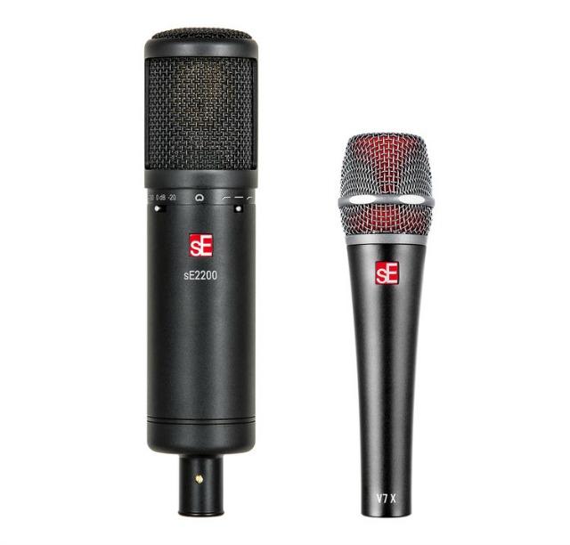 sE Electronics Announces Two New Mics