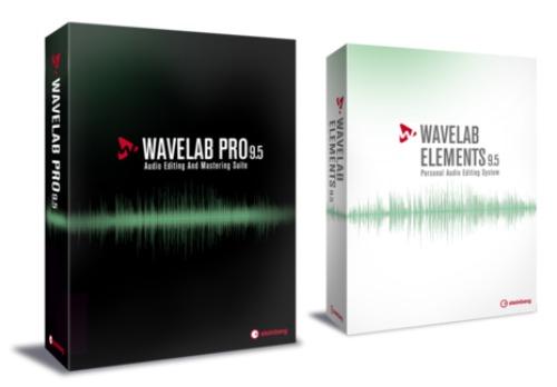 Steinberg Updates Wavelab