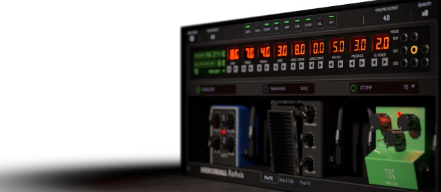 Mesa/Boogie Amp Rig Simulation