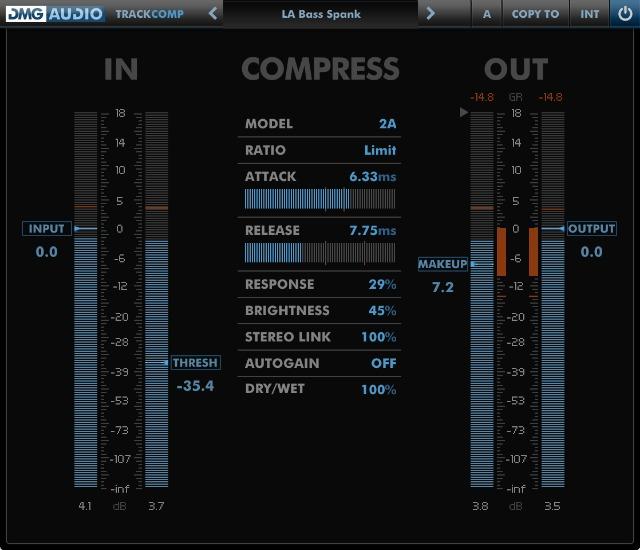 Plug-In Spans Compressor History