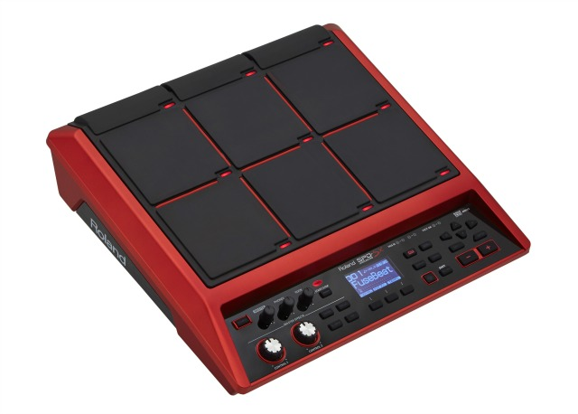 Roland Releases SPD-SX Special Edition