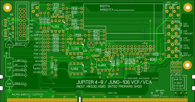 X-Mod Jupiter card