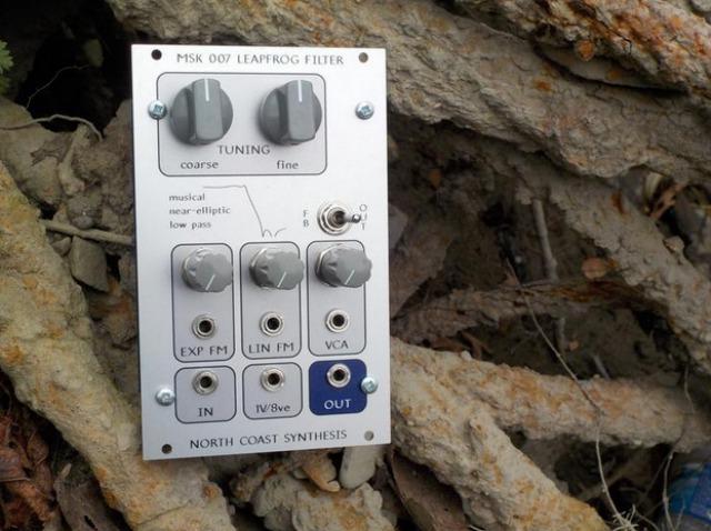 Eurorack VCF Boasts A Unique Sound