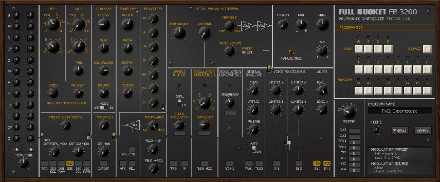 Free Download - Rare Korg Synth Simulation