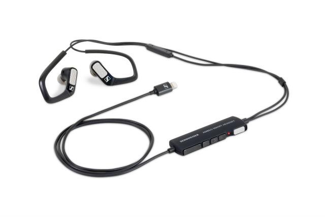 Binaural Recording Headset For iOS