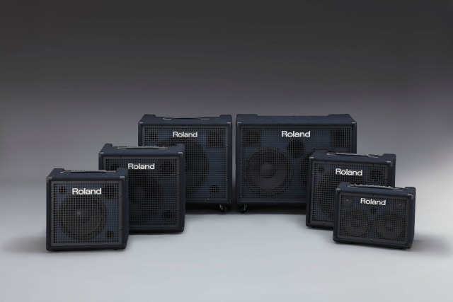 Roland Refreshes KC Keyboard Amplifier Series
