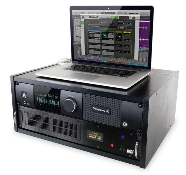 Apogee Symphony I/O Mk II For Waves SoundGrid