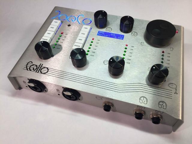 JoeCo Introduces Cello Audio interface