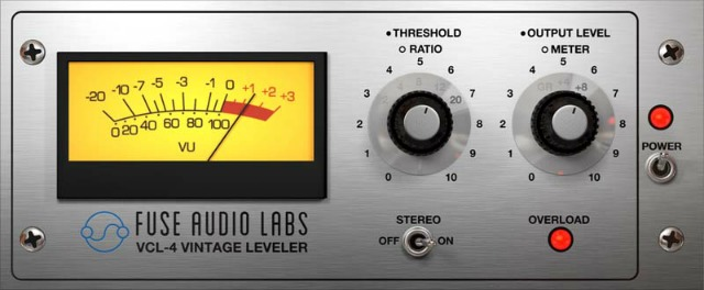 Classic Op Amp-Based Compressor Emulated