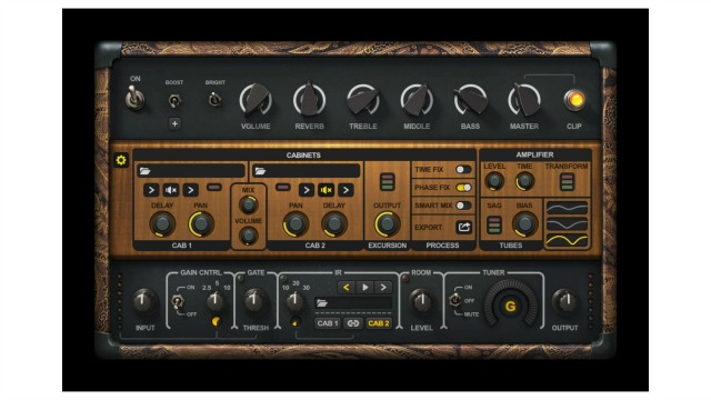 NAMM 2018: Waves Offers PRS Amp Sims