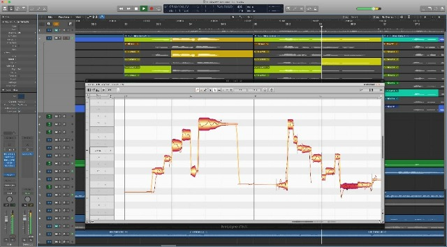 NAMM 2018: Instant Access To Melodyne In Logic