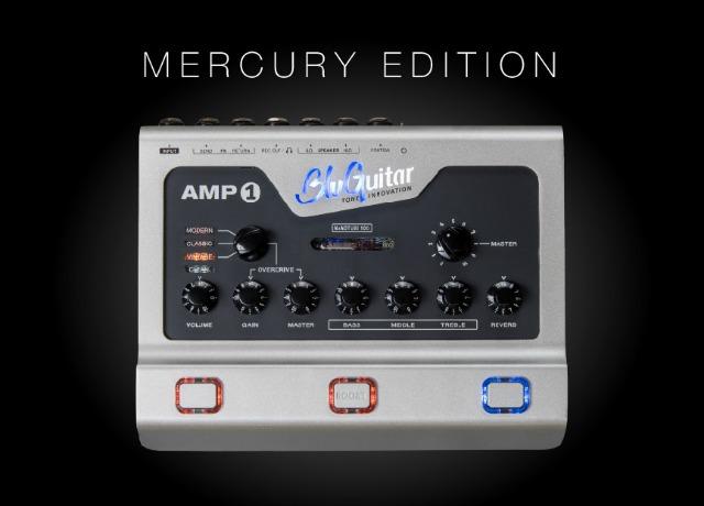 NAMM 2018: BluGuitar Unveils AMP1 Mercury Edition